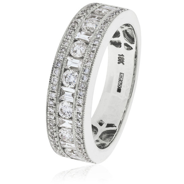 Diamond Dress Ring SL6253 (1.00ct)