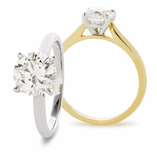 Classic Diamond Solitaire BJR0466 (0.3ct - 2ct)