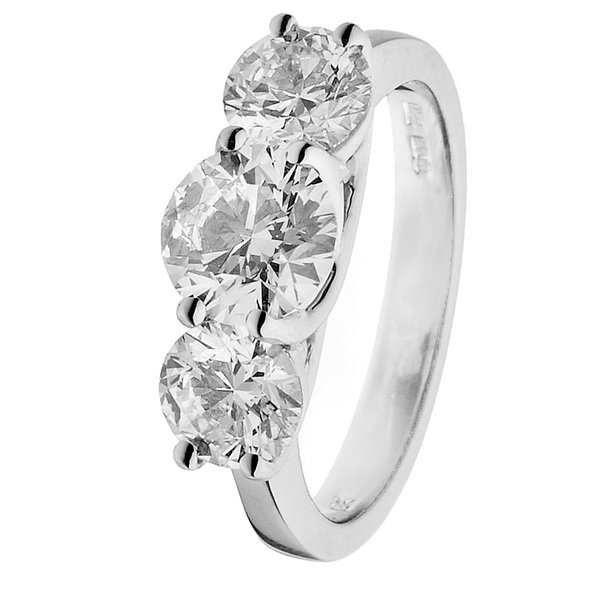 Trilogy Diamond Ring XYR6774 (0.50ct - 3.00ct)